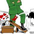 """<img class=""""alignright"""" alt="""""""" src=""""http://heb.daam.org.il/wp-content/uploads/2013/07/images-5.jpg"""" width=""""158"""" height=""""115"""" />בשלושים ביוני האחרון הגשימו צעירי תחריר את חלומם הליברלי. כביטוי לרצון העם, הפך מוחמד בראדעי לנשיא בפועל של מצרים החדשה, שכבשה את הרחובות כדי להגשים את מה שלא הוגשם לאחר מהפכת ינואר 2011. מה שתנועת ה- 6 באפריל וצעירי המהפכה לא הצליחו להגשים בזמנו, השיגה תנועת """"תמרוד"""" בקלות יחסית, מאחר ולמדה משגיאות העבר ותיקנה אותם. כאשר חוסני מובארכ סולק מהשלטון, המהפכנים דרשו להקים ממשלת מעבר, לכתוב חוקה חדשה ומודרנית, ולאחר מכן לנהל בחירות לפרלמנט ולנשיאות על בסיס משטר דמוקרטי חדש. והנה התגשם החזון: תנועת """"תמרוד"""" פתחה במערכה חדשה שכותרתה """"העם כותב את החוקה"""", והמועמד שלה בראדעי מנצח על התזמורת, בדיוק כפי שחלמו המהפכנים בכיכר תחריר."""