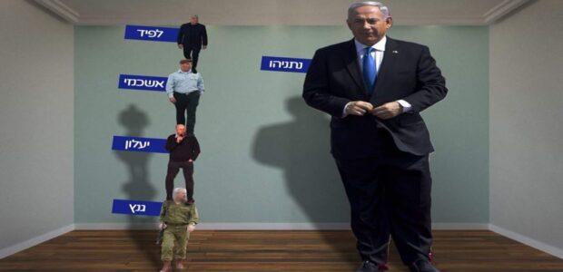 """מה שסייע לביבי היא היציבות הבטחונית המובטחת לו ע""""י הרשות הפלסטינית והחמאס."""